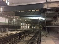 "90% of the works for the new ""Bulgaria Boulevard"" Metro Station have been completed"
