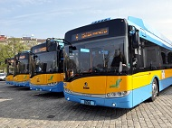 Sofia Municipality submitted its project for purchasing 30 trolleybuses and 30 electric buses