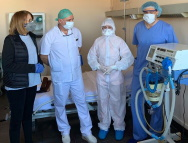 Fandakova: We open a unit for treatment of patients with COVID-19 in the municipal First City Hospital (Parva Gradska Bolnitsa)